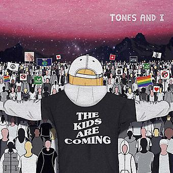 Tones And I - Kids Are Coming [Vinyl] USA import