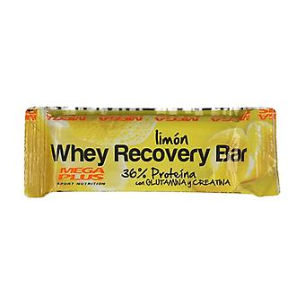 Whey recovery fresh lemon bar 1 unit of 35g