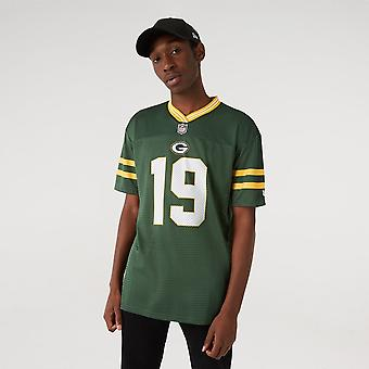 New Era Nfl Green Bay Packers Ylisized Jersey T-paita
