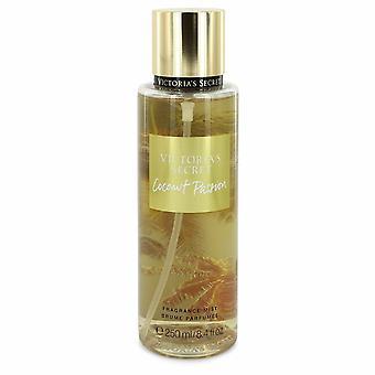 Victoria's Secret Coconut Passion by Victoria's Secret Fragrance Mist Spray 8.4 oz / 248 ml (Women)