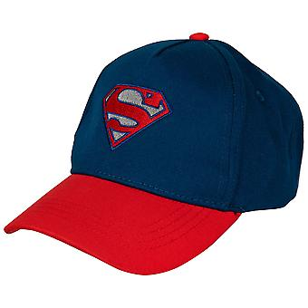 Superman Reflective Curved Brim Sombrero ajustable