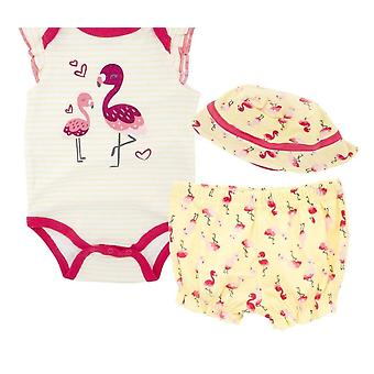 Baby / Cotton Sleepwear Robe Outfits Newborn Gown Pyjamas Set, Top Socks, Pantalon