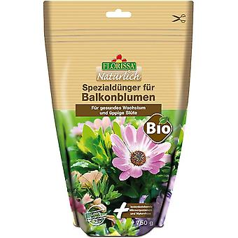 FLORISSA Special fertilizer for balcony flowers, 750 g