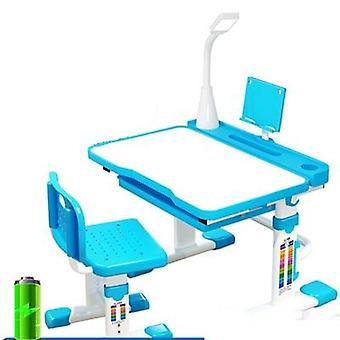 多機能キッドスタディ宿題人間工学に基調に調節可能な机と椅子