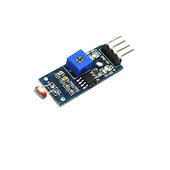 4pin Optical Sensitive Resistance Light Detection Photosensitive Sensor Module