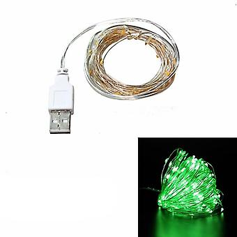 Waterproof Led Copper Wire String Light-set 17