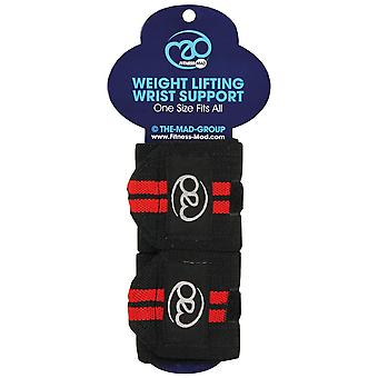 Cinta de pulso de elevação de peso louco fitness
