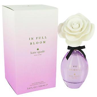 I Full Blom Eau De Parfum Spray av Kate Spade 3,4 oz Eau De Parfum Spray