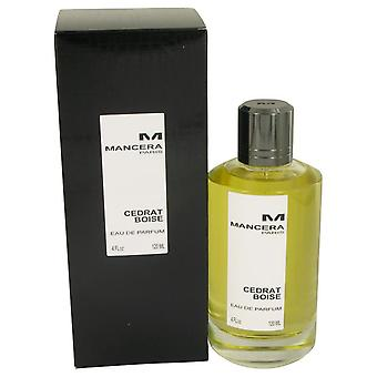 Mancera Cedrat Boise Eau De Parfum Spray (Unisex) por Mancera 4 oz Eau De Parfum Spray