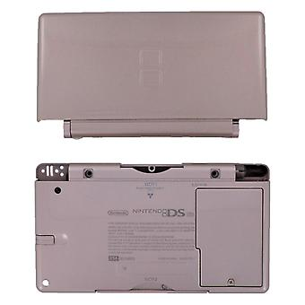 Full housing shell for nintendo ds lite console complete casing repair kit replacement - rose pink | zedlabz