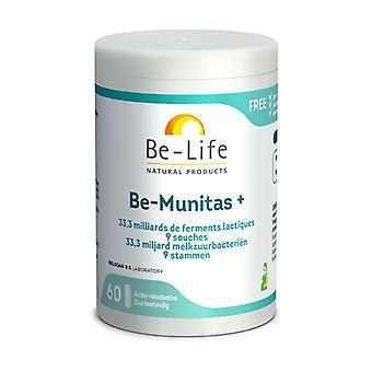 Be-Munitas + 60 capsules