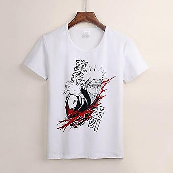Mode japanische Anime Sasuke Cartoon T-shirts