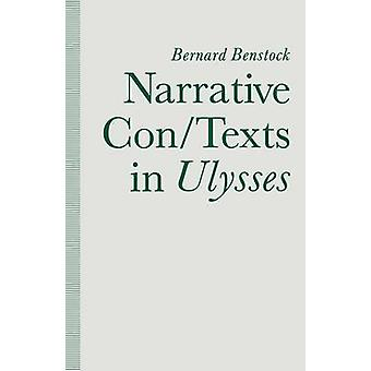 Narrative Con/Texts in Ulysses por Bernard Benstock - 9781349118762 Bo