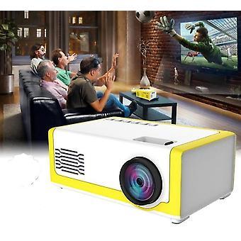 Mini Led Projektor Audio Hdmi Usb