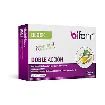 Double Action Block 30 capsules