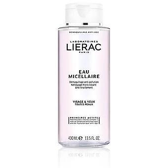 Lierac Micellar Water Makeup Remover 400 ml