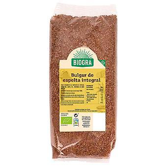 Biogra Wholemeal spelt bulgur 500g
