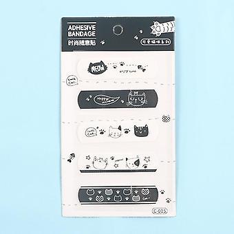 Cartoon Waterproof Adhesive Bandages, Wound Plaster