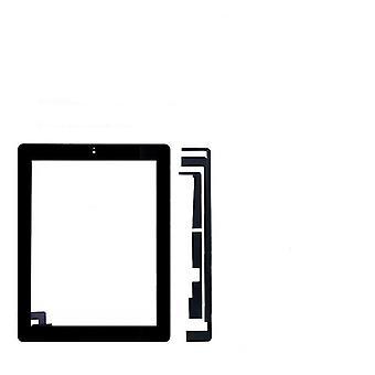 Painel de vidro frontal do digitalizador de tela de toque externo lcd