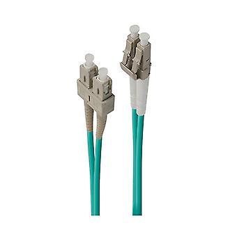 Alogic Lc To Sc Multi Mode Dupleks Lszh Om4 Kabel światłowodowy