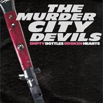 Murder City Devils - Empty Bottles Broken Hearts [CD] USA import