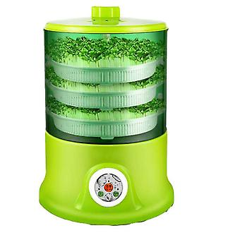 Automatic Bean Sprout Machine, Thermostat Green Seeds Growing