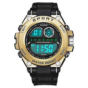 Men's Electronic Waterproof Digital Watch