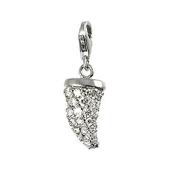 Carlo Biagi CSCZS03C - Women's pendant, sterling silver 925