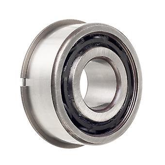 NSK 3309NRJ Double Row Angular Contact Ball Bearing 45x100x39.7mm