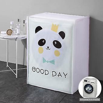 Trum tvättmaskin dammskydd, ren, vattentät tecknad torktumlare, hushåll