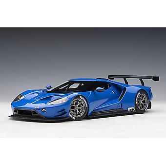 Ford GT (Le Mans Plain Body Version 2016) Composite Model