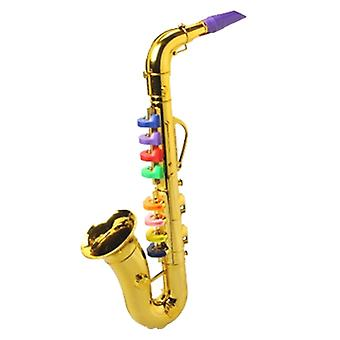 Children Simulation 8 Tones Saxophone Trumpet Early Educational Musical Toy