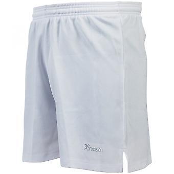 Presné madridské šortky 26-28 palcov biele