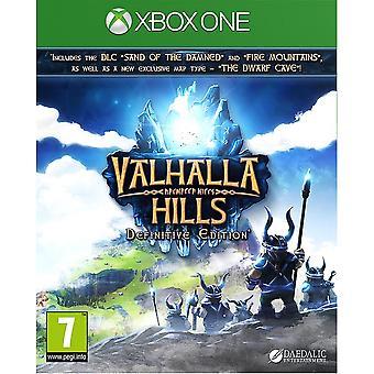 Valhalla Hills Definitive Edition Xbox One Game