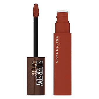 Lippenstift Superstay Matte Inkt Koffie Maybelline