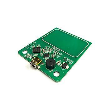 Rfid Ic / Id-usb-liitäntälukija 125mhz Driveless Android-kortinlukija