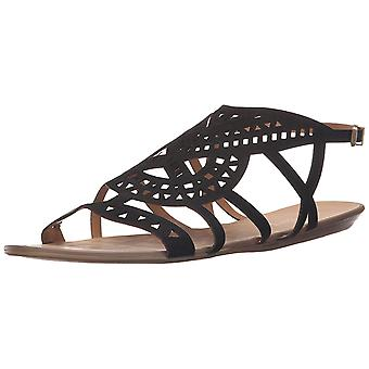 Report Womens Lidia Open Toe Casual Ankle Strap Sandals