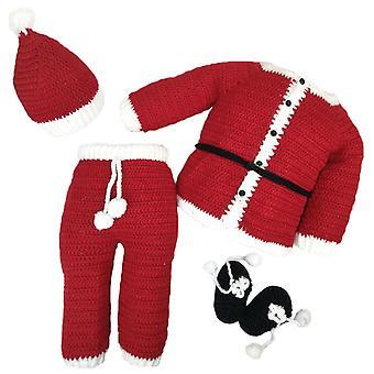 Rotero Handmade Santa Claus Set