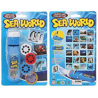 Mermaid Dinosaur Sea Projector, Kids Baby Toy, Sleeping Story, Flashlight Star