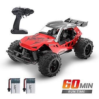 1:22 Racing RC Car Rock Crawler Control Truck 60 Mins Play Time 20 KM/H 2.4 GHz Drift Buggy Toy For Kids