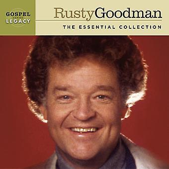 Rusty Goodman - Essential Collection [CD] USA import