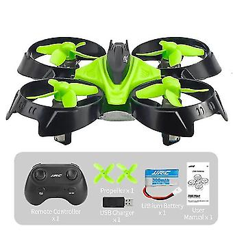 H83 RC Mini Drone Helicopter 4CH Quadcopter Drone (Vert)