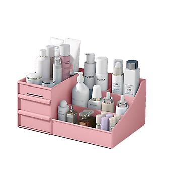 Large capacity cosmetic storage box cosmetic box storage box jewelry nail polish cosmetic box