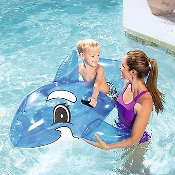 Lasten puhallettava delfiiniajelu uima-allas lelu