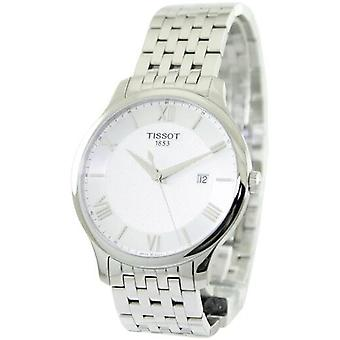 Tissot Tradition T063.610.11.038.00 T0636101103800 Herrklocka - T063.610.11.038.00