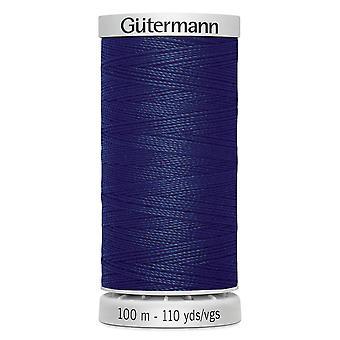 Gutermann Extra Strong 100% Poliestere Filo 100m Mano e Macchina Codice Colore - 339