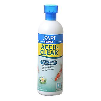 PondCare Accu-Clear Pond - 16 oz (Treats 4,800 Gallons)