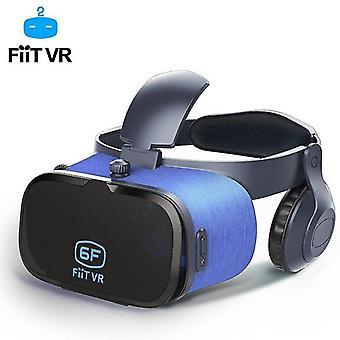スマートフォン4.7 6.0 Inch|3dメガネ用3Dメガネオリジナルのfiit VRバーチャルリアリティゴーグルヘッドセットステレオボックス