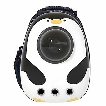Penguin Style Portable Pet Backpack