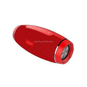 H27 Mini Bærbar Kanin Trådløs Bluetooth-høyttaler, Innebygd Mikrofon, Støtte AUX / Håndfri Samtale / Fm / Tf (rød)
